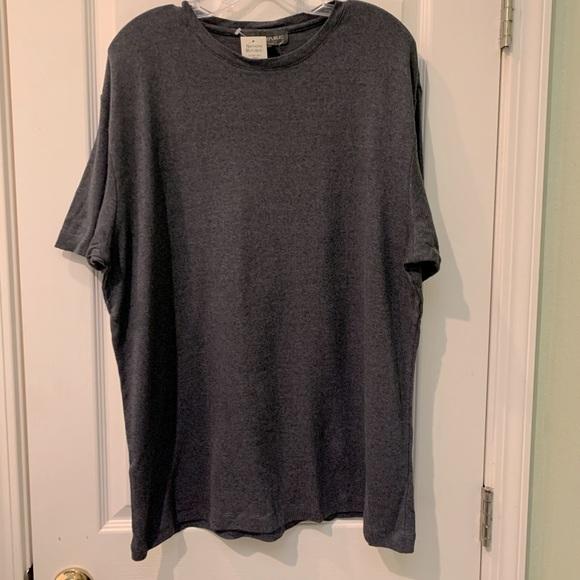 NWT Banana Republic Gray Shirt•size XL•great gift!